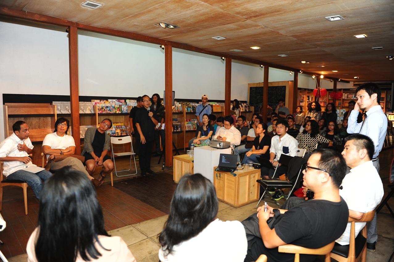 Konteks para arsitek dan visi berumah di indonesia for Arsitek di jakarta